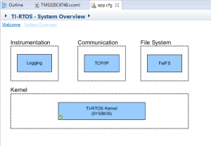 TI-RTOS学习-01]创建RTSC平台配置文件&最简单的RTOS工程